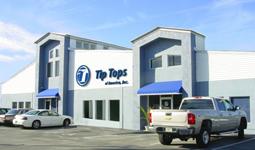 Tip Tops-Building